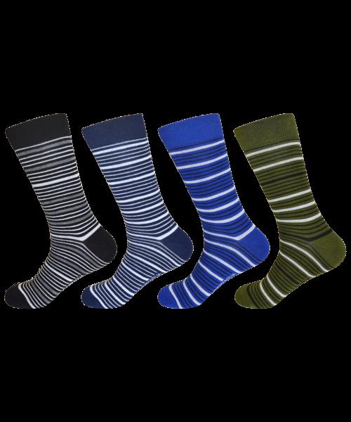 gianvaglia sk 206 heren katoenen sokken lines 4