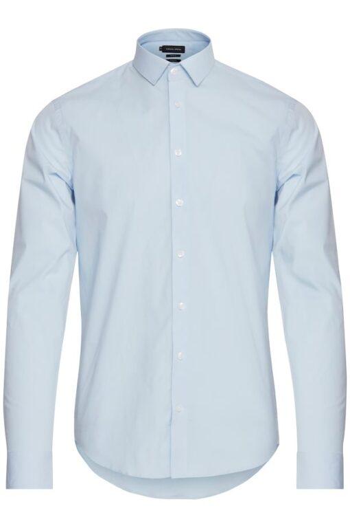pale blue langaermet skjorte 1 1