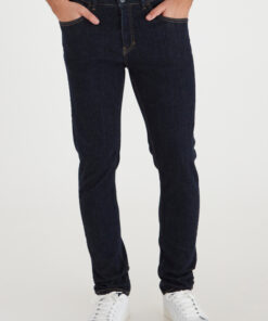 Casual Friday Jeans Slim Fit - Raw Blue Denim