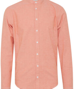 Abrikos/Orange skjorte – Slim fit - Casual Friday