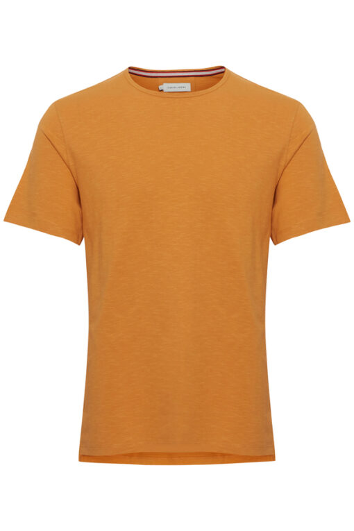 T-shirt - Lyse orange - Casual Friday