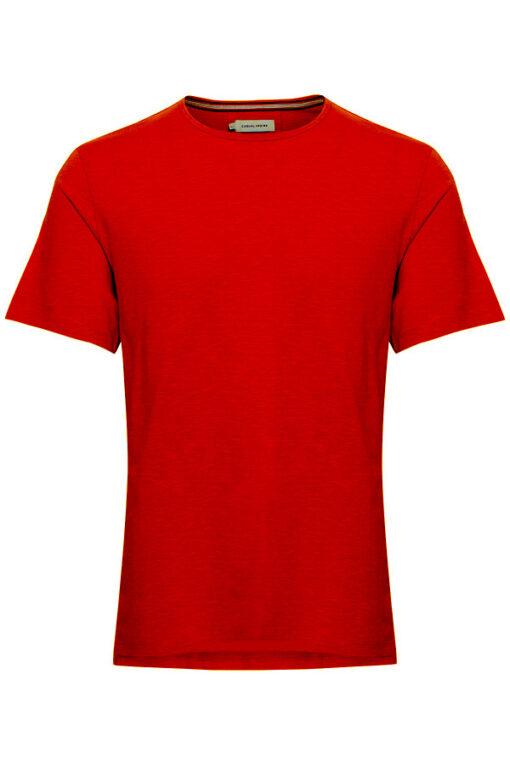 T-shirt - Rød - Casual Friday