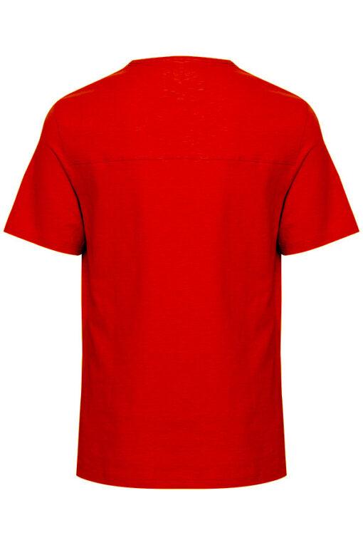 Basic rød t-shirt