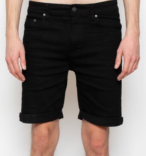 Denim Project Mr.Orange Denim shorts 2 pak - Sort
