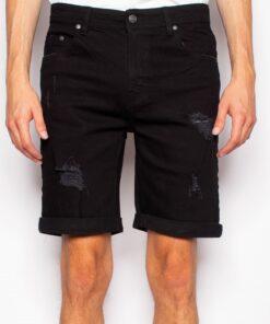 Denim Project Mr. Orange Denim shorts - Sort