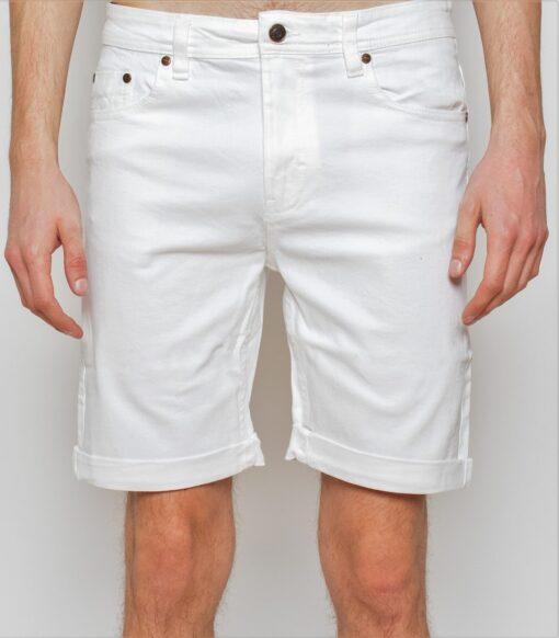 Denim Project Mr. Orange Denim shorts - Hvid
