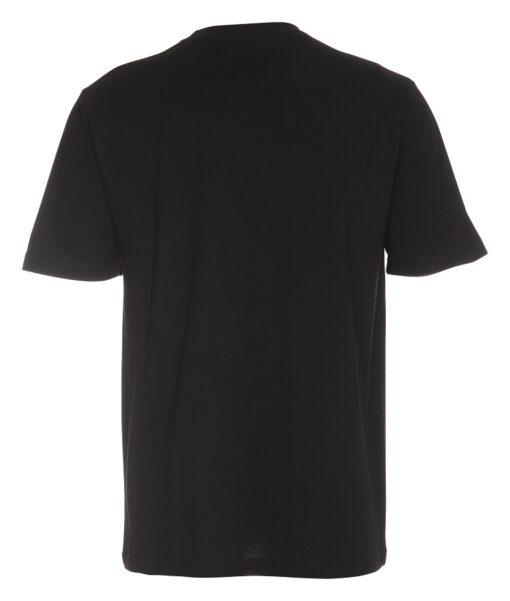 Basic sort t-shirt til mænd