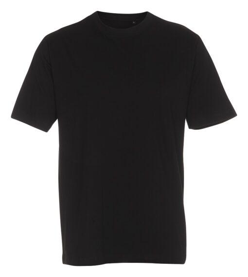 Økologisk Basic T-shirt - Sort