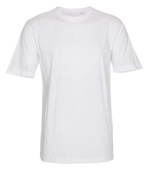 Basic T-shirt - Hvid