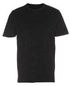 Basic T-shirt - Sort