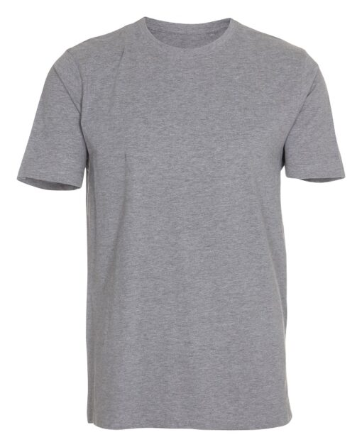 Basic T-shirt - Grå