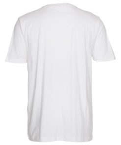 Hvid t-shirt til mænd